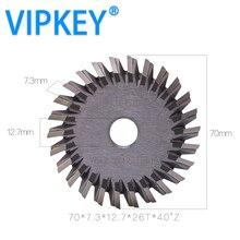 0011CI. C. C сварные карбидные вольфрамовые ключи для резки резак 70*7,3*12,7 мм* 26T 201C 201D 100E1 100F ключевой станок пильный диск