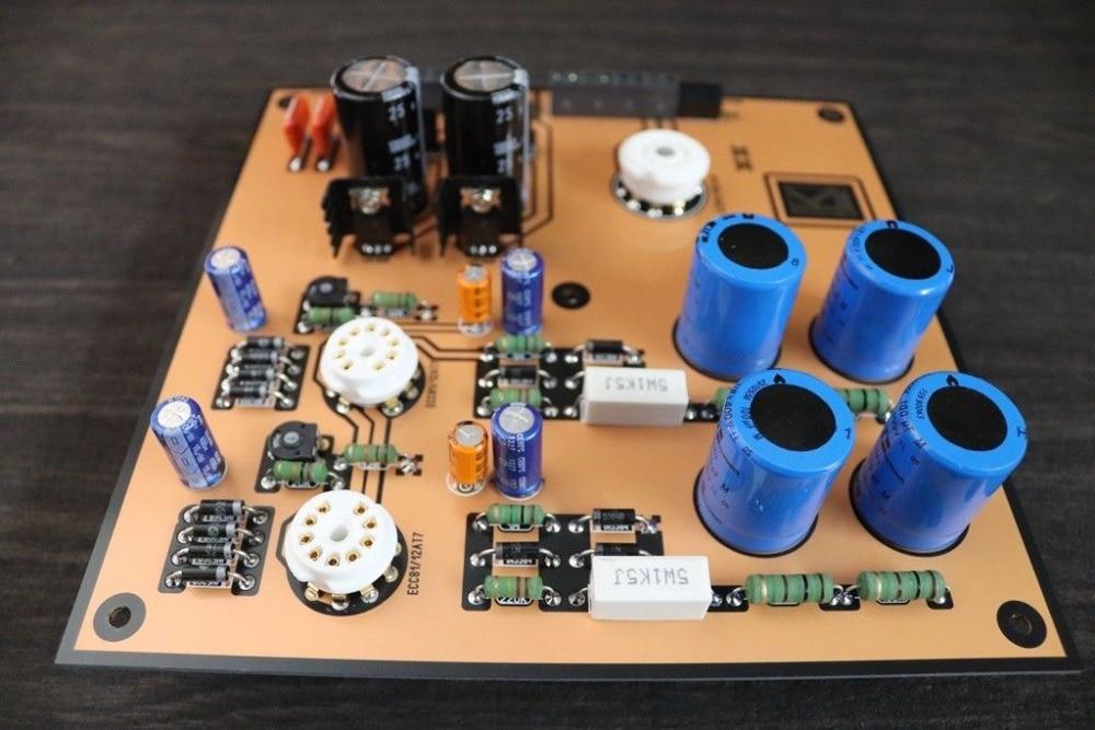 germany d klimo parallel tube regulator power supply rectifier board diy kit in amplifier from. Black Bedroom Furniture Sets. Home Design Ideas