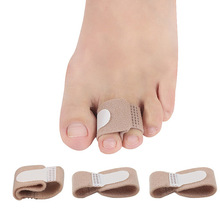 2pcs New Toe Finger Straightener Hammer Toe Hallux Valgus Corrector Ba