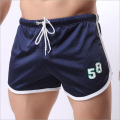 New Navy Blue Men's Board Shorts Good Quality Men's Sporting Short Pants Leisure Men's Short Summer Sporting Men's Swimsuit
