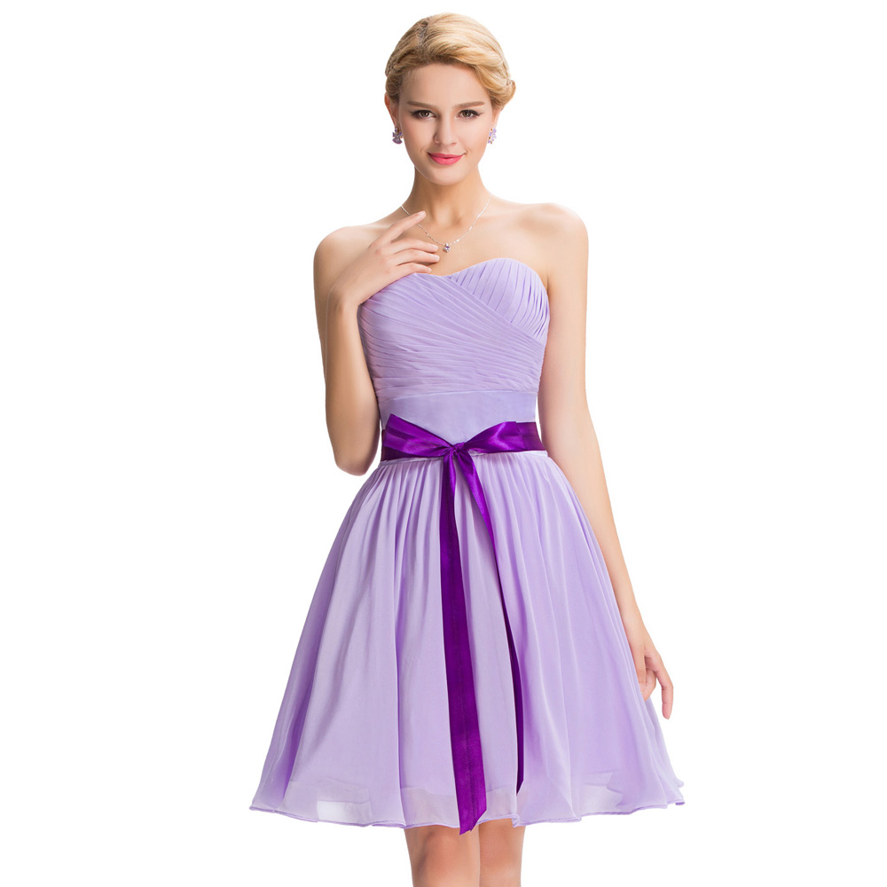 Asombroso Descuento En Vestidos De Dama Amsale Modelo - Vestido de ...