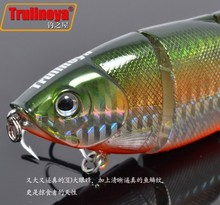 Free Shipping 1pc Trulinoya Fishing Lure Trout Lure Swim Bait Deep Water Lure Crank Bait Fishing Tackle
