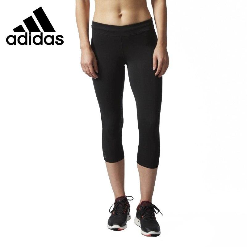 Original New Arrival 2017 Adidas RS 3/4 Tight W Women's  Shorts Sportswear бриджи adidas спортивные бриджи жен rs 3 4 tight w