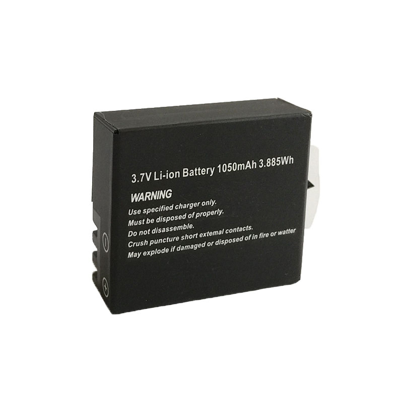 Original Li-ion 1050mAh Rechargeable Battery For Soocoo C30 C30R C10S C20 C10 F68 F68R Sports Action Camera