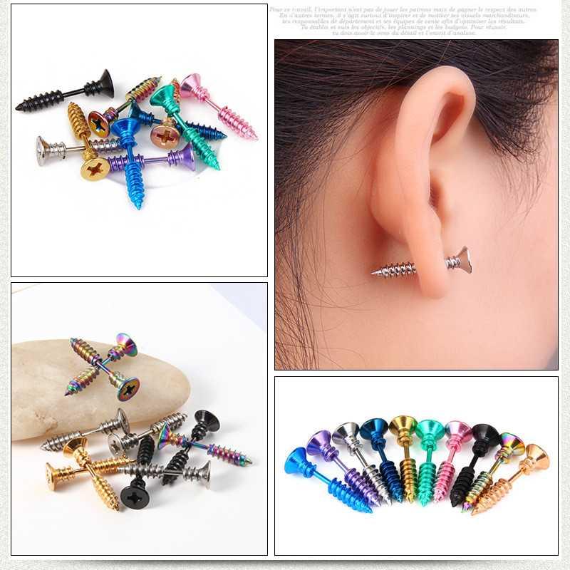 1pc-Punk-Stainless-Steel-Fashion-Wild-Screw-Stud-Earring-Anti-Allergic-Body-Piercing-Women-Men-Ear (5)