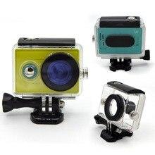 Waterproof case for Xiaomi Xiaoyi Yi Action Camera 40M Diving Sports Box yi camera Sport Box Camera accessories Mi accessories