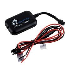 Mini sistema de Seguimiento de SMS En Tiempo Real de 4 bandas GSM GPRS Red Motocicleta Vehículo Supervisan el Perseguidor Del Coche venta caliente