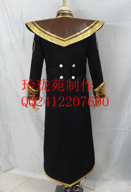 LOL sort tordu la carte Master tenue uniforme originale Halloween Cosplay Costume A018 - 2