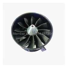 120mm Ducted Fan with EDF 5075 motor kv650 all set