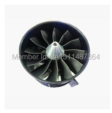 120mm wentylator kanałowy z efr 5075 silnik kv650 wszystkie zestaw w Części i akcesoria od Zabawki i hobby na  Grupa 1