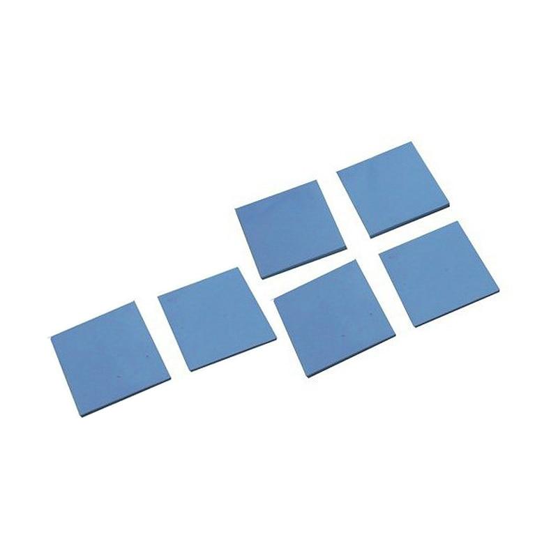 15pcs /lot 20x20mm Laptop GPU South Bridge IC Heatsink Cooling Silicone Thermal Conductive Pad