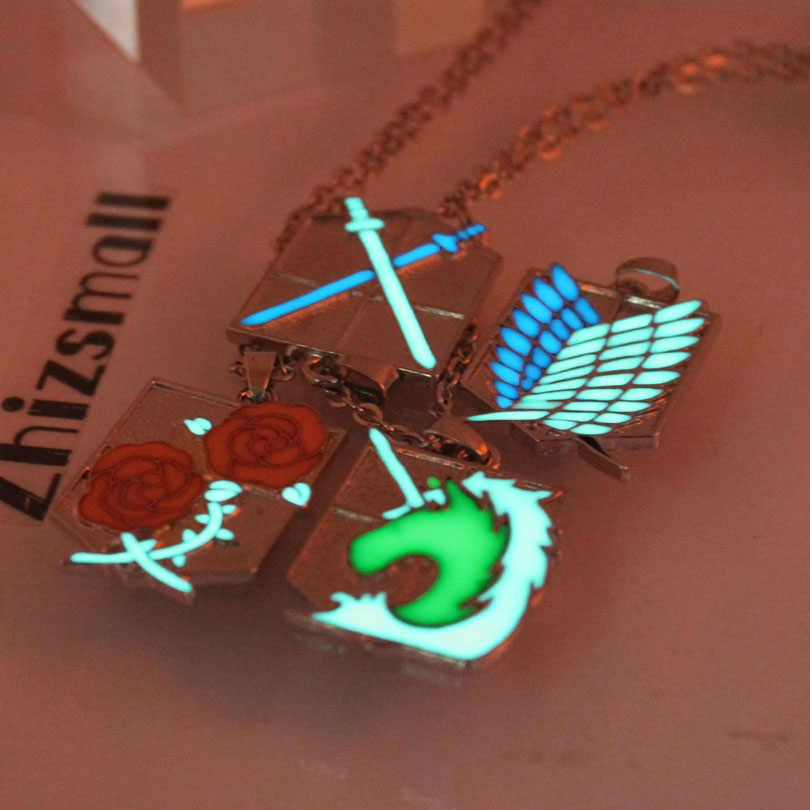 Titan parlayan anahtarlık kolye kolordu rozeti Wings Of Liberty İzcilik legion anahtarlık tutun kızdırma koyu