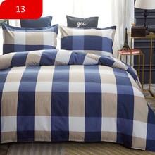 4 Pcs/Set Home bedding Sets Sheet Set Red Heart Bed Linen SetSheet Pillowcase&Duvet Cover Cute Bird Child Bedclothes 2019