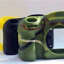 Сумки для камеры, мягкая силиконовая резиновая сумка для камеры Nikon D610 D600, чехол для камеры s, гибкий защитный чехол