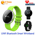 Original Smart Wristband UW1 0.66 inch OLED Display Bluetooth4.0 Heart Rate Monitor Sleep Tracker for Android IOS pk xiaomi band