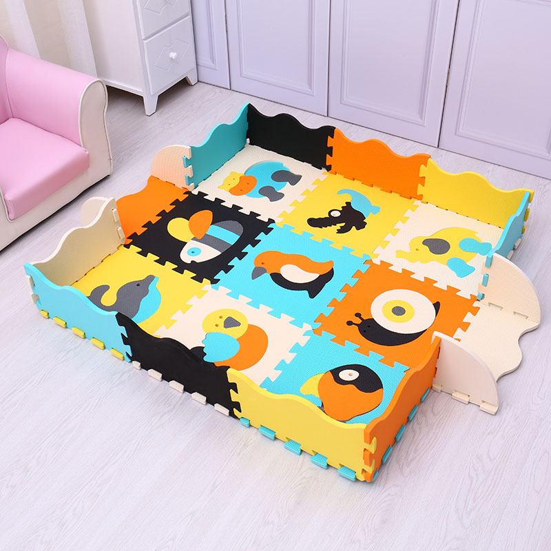 carpet letters. 32*32*1.2cm baby toys puzzle mats foam play mat,floor rug carpet letter animal paradise safety,tapis enfant kids climb blanket letters s