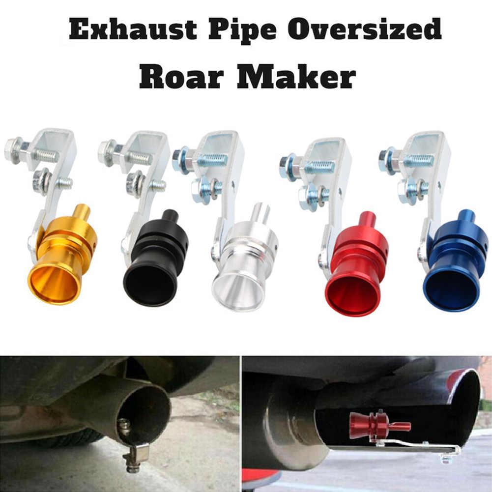 new universal exhaust pipe oversized