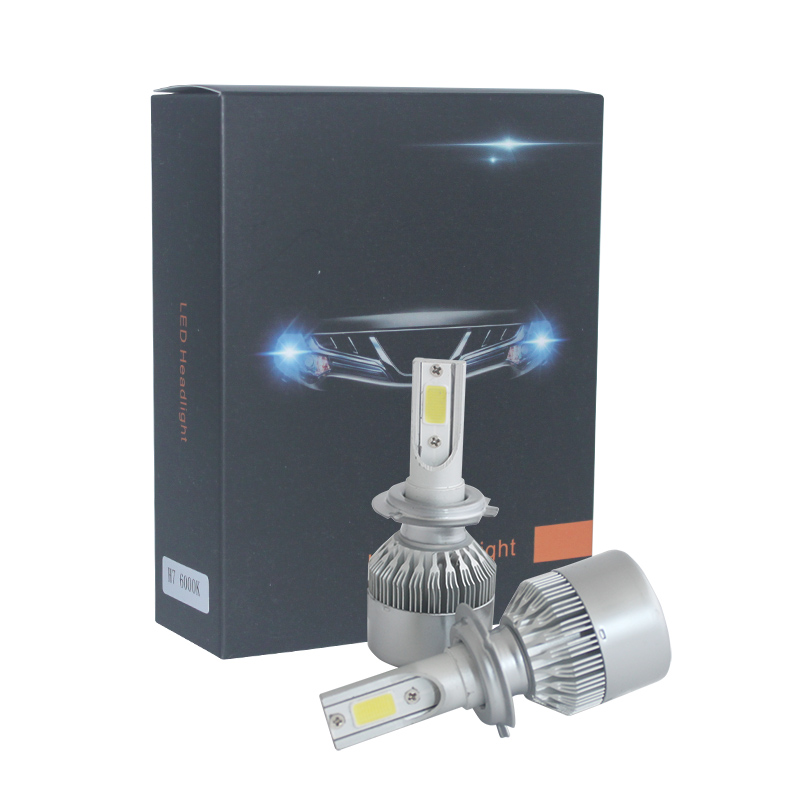 H4 H7 LED işıq mənbəyi H3 H8 H9 HB2 9003 HB1 9004 HB3 9005 HB4 - Avtomobil işıqları - Fotoqrafiya 5