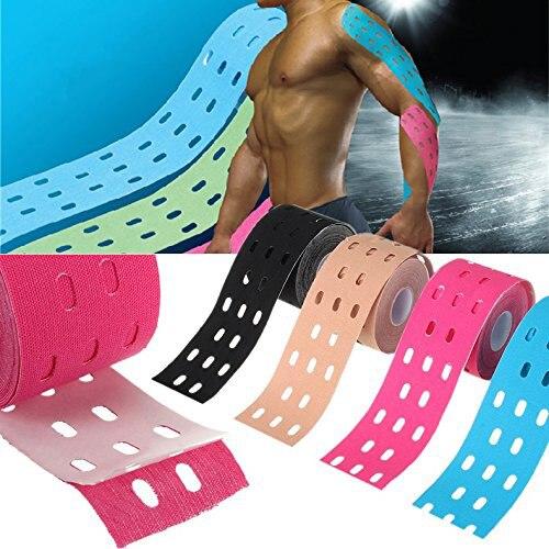 Eine Rolle 5m* 5cm Kinesiologie Muskeln sport pflege elastische physio therapeutische tape