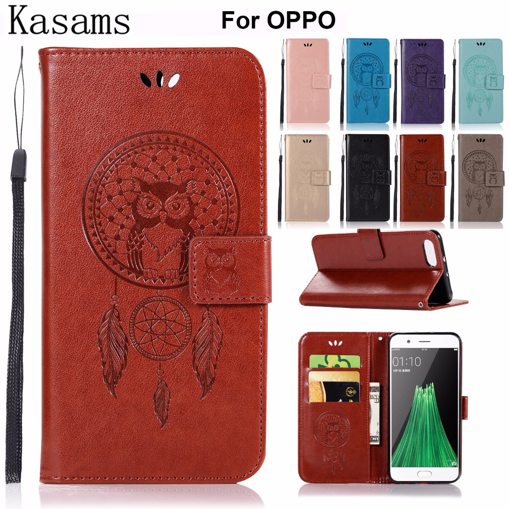 For Oppo R11 5.5 case PU Leather 3D Owl Flip Cover For Oppo F3 Plus R9s Plus 6.0 Covers For OPPO R9s 5.5 inch Phone Cases