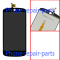 Black Full LCD Display + Digitizer Touch Screen Glass Assembly For Acer Liquid Z530 LTE T02 Free Shipping