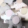 Cotton Elephant Bed Around the Creative Bed Wai Fresh Embroidery Printing Infant Bedding LD1124023