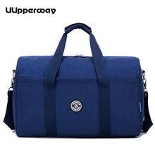 Large Capacity Travel Bag Women Duffle Nylon Luggage Bags Casual Tote Portable Folding Handbags Waterproof Female Weekend