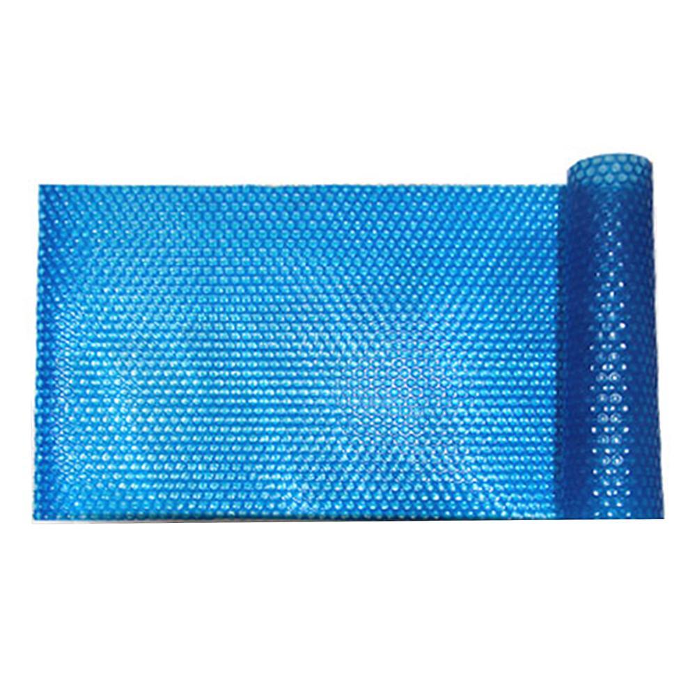1pc 100*100cm 100*200cm 100*300cm Insulated PE Bubble Film Swimming Pool Cover Foldable Anti-UV Swimming Pool Dustproof Cover