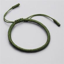 Handmade Tibetan Buddhist Bracelets For Women Men 7 Chakra Y