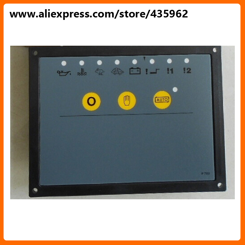 DSE703 control panel Controller for Diesel Generator Set high quality цена 2017