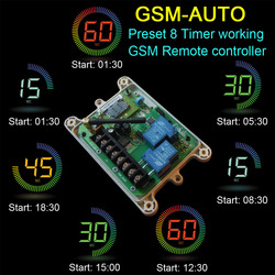 Free shipping gsm auto gsm remote control system double relay output wireless switch control .jpg 250x250