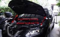 FOR 2014 2016 Nissan QASHQAI J11 2014 2018 X TRAIL T32 XTRAIL ROGUE BONNET HOOD GAS