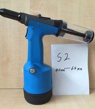 Herramientas neumáticas industriales nivel aire remachadoras hidráulicas S2 herramientas máquina remachadora tuerca de acero Inoxidable 3.2mm 6.4mm 1/4″