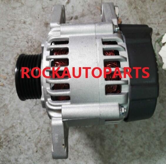 חדש 12 V אלטרנטור AUTO 37300-2B300 273002B300 2607372 ליונדאי אקסנט ELATRA VELOSTER