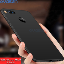 Silicone Matte Cases For Xiaomi Mi A1 5X 5 5S Plus 6 Max Mix 2 Note 3 Redmi Note 4 4X 4A Pro Ultrathin Phone Shell Coque Funda