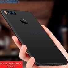Silicone Matte Cases For Xiaomi Mi A1 5X 5 5S Plus 6 Max Mix 2 Note 3 Redmi Note 4 4X 4A Pro Ultrathin Phone Shell Coque Funda