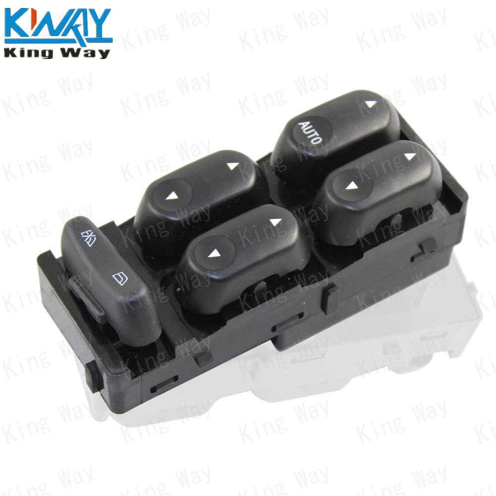 Free shipping king way front master power window switch driver side lh for ford