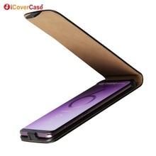 Для samsung S9 S9 плюс Флип кожаный чехол для телефона для samsung galaxy s9 плюс крышка galaxy s9 случае
