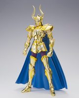 In Stock / Saint Seiya /METAL CLUB MC model Horoscopes Myth EX 2.0 Gold Saint Capricorn Shura /OCE color / Metal Cloth