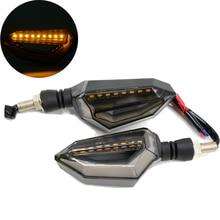 Universal Motorcycle Turn Signal LED Light Motorbike Lamp Super Bright for SUZUKI Bandit 650S GS500F GSF 250 Bandit RG 125F