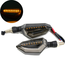 Đa Năng Xe Máy Biến Tín Hiệu Đèn LED Xe Máy Đèn Siêu Sáng Dành Cho Xe Suzuki Tên Cướp 650 GS500F Gsf 250 Tên Cướp RG 125F