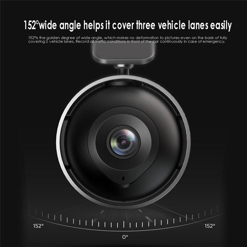 Autobot FHD 1080P Car Camera Eye Smart Car DVR 6G1R WiFi Dash Cam Video Recorder G Sensor WDR Night Vision Dashcam S2L33M - 5