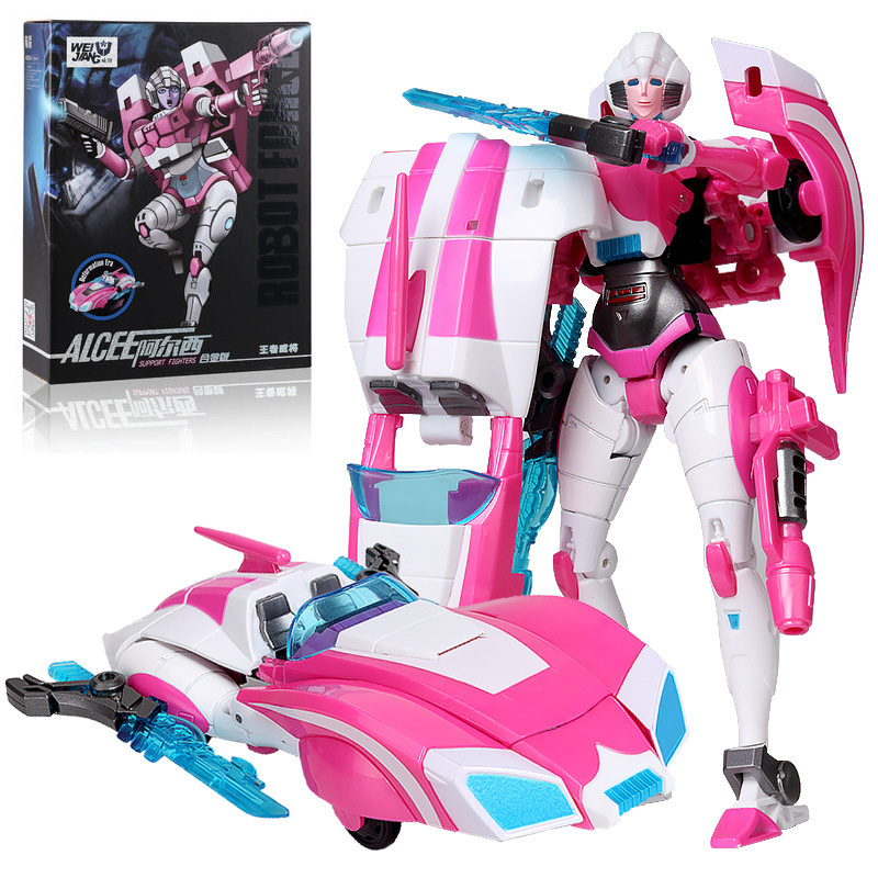 Shape-shifting Fans Toys FT-24 Rouge G1 Arcee action film