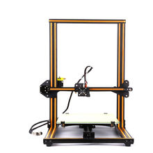 HICTOP Impresora 3D Impresora de Gran Tamaño de Impresión 300*300*400mm, de alta precisión