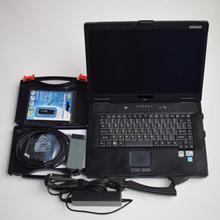 Bluetooth OKI полный чип vas5054a uds oki odis v5.13 инженер v8.1.3 ноутбук cf52 диагностический инструмент кабели готов к использованию
