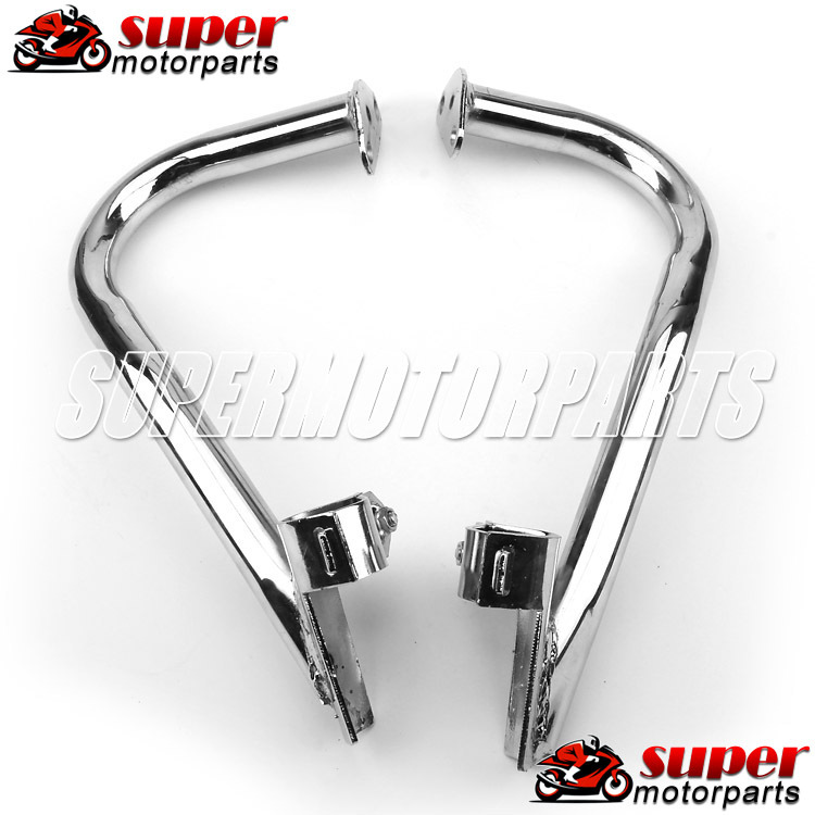 For Motocycle Crash Bars Engine Guard Protective Frames For Honda CB400 VTEC 1-3 generations 99-08