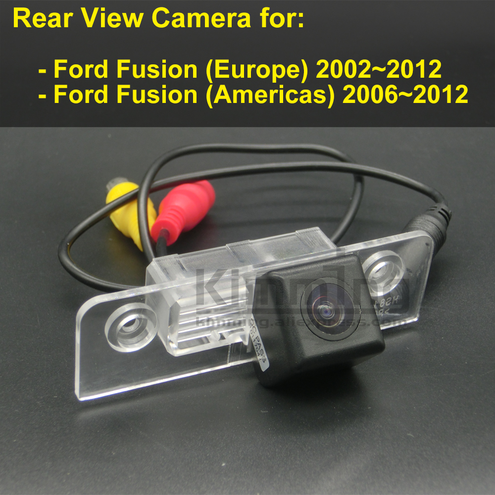 Car Rear View Camera for Ford Fusion 2002 2003 2004 2005 2006 2007 2008 2009 2010 2011 2012 Wireless Reversing Parking Camera