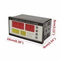 実用デジタル自動インキュベーターコントローラ空気温度湿度コントローラディスクセッ