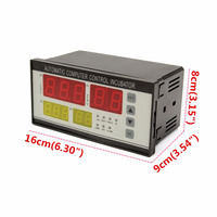 Practical Digital Automatic Incubator Controller Air Temperature Humidity Controller Disk Set