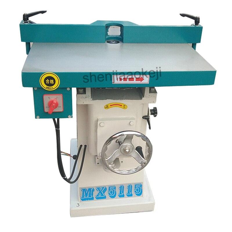 380 v/220 v verticale haute vitesse bois routeur broche shaper machine bureau fraiseuses machine de découpage matériel de travail du bois - 3